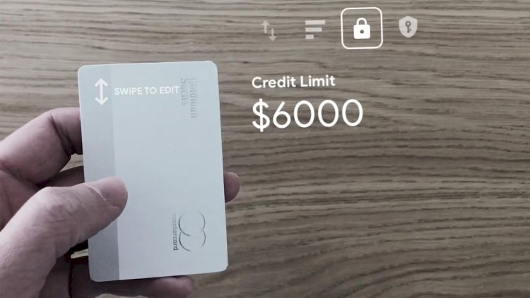 Concept Imagines Augmented Reality Apple Card Showing Stability Data