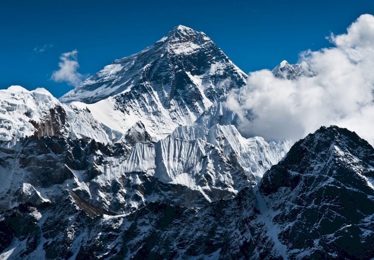 All you need to know about Mount Everest.