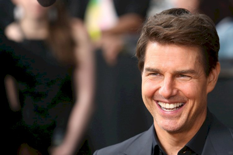 Tom Cruise is heading into Space.