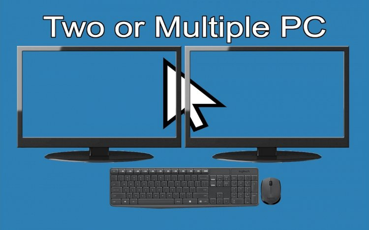 Work with one muse between two computers