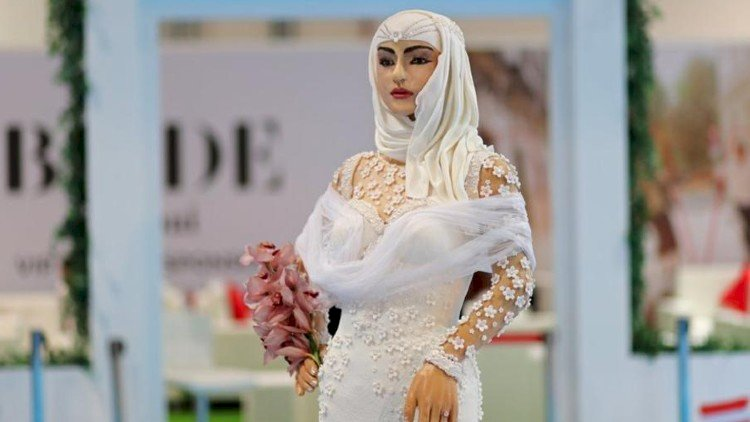 The World's Most Expensive Wedding Cake