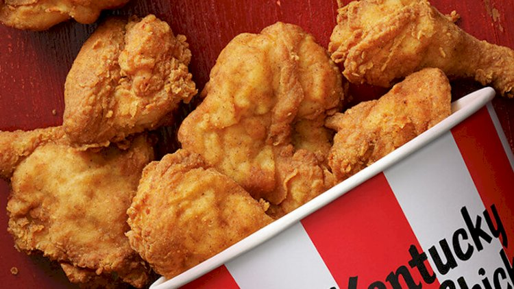 KFC is 3D Printing Chicken Nuggets