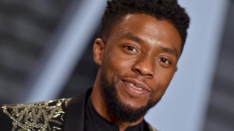 """""""Black Panther"""" Actor Chadwick Boseman died of Cancer"""