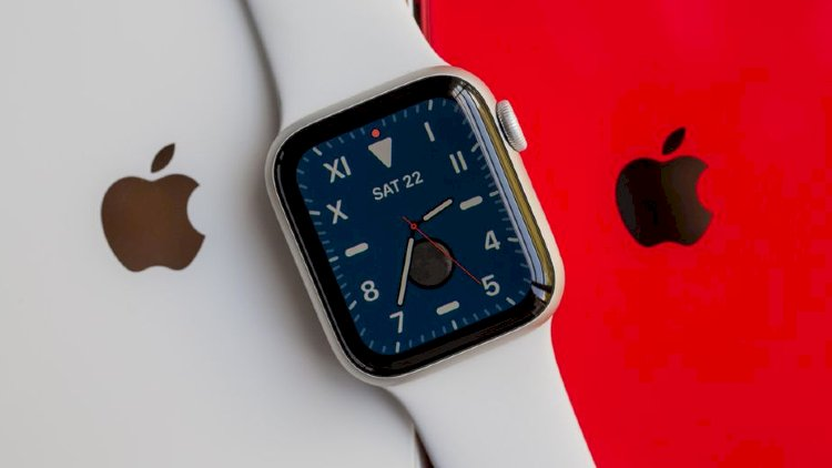 The new Apple Watch 6 with fascinating features!