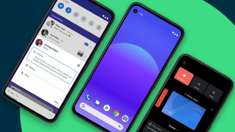 Google's Android 11 system update adds data protection controls