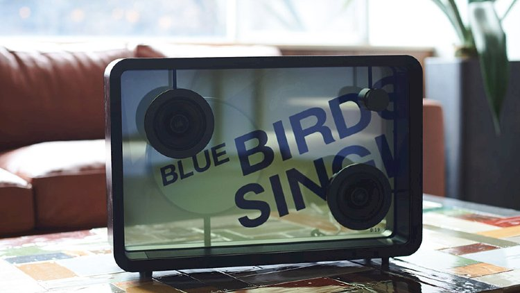 What if your speakers can show you Lyrics? How cool is that?