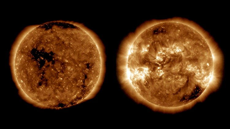 A new Solar Cycle has begun