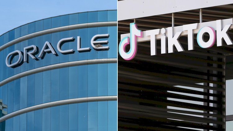 Trump approved the Oracle deal for TikTok!