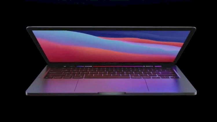 Apple's first ARM based MacBook!