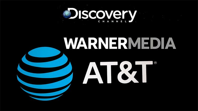 AT&T, WarnerMedia and Discovery partnership is to create new media giant